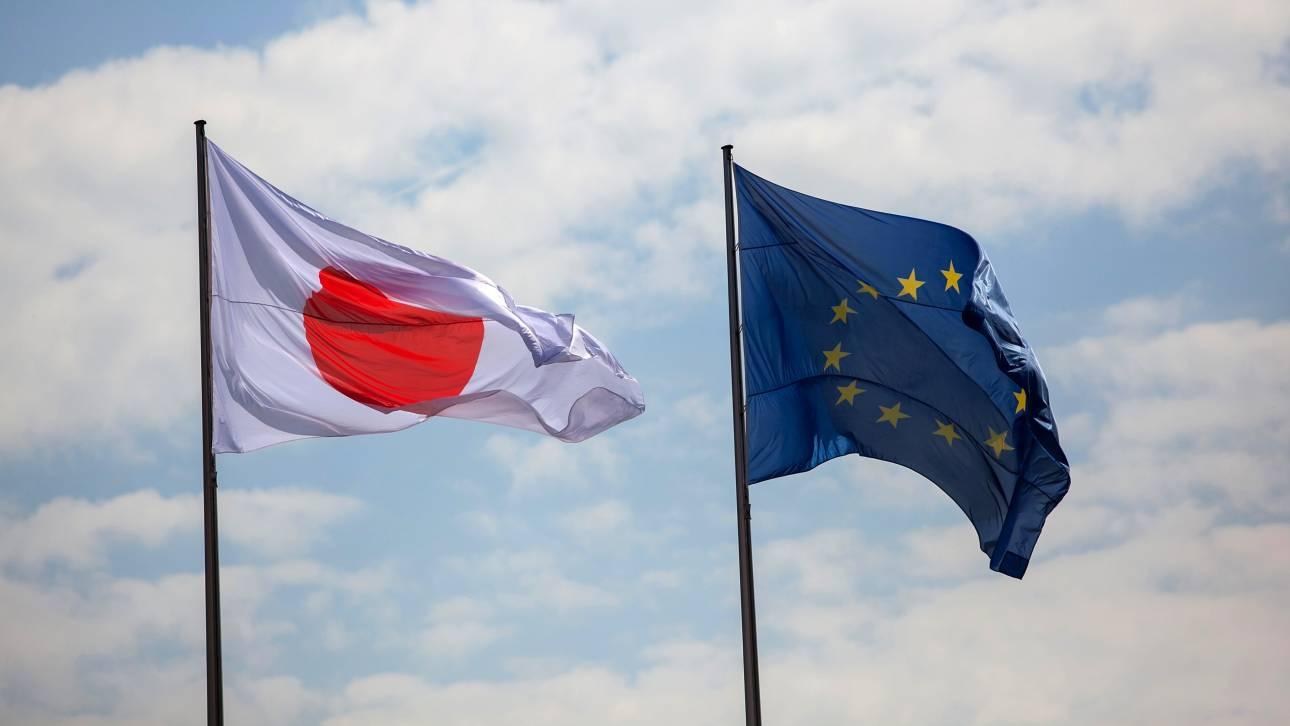 Kοντά σε συμφωνία για ελεύθερο εμπόριο βρίσκονται EE - Ιαπωνία