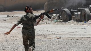 Ράκα: Οι Συριακές Δημοκρατικές Δυνάμεις κατάφεραν να μπουν στην παλιά πόλη