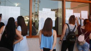 Πανελλήνιες 2017: Σε ελεύθερη πτώση οι βάσεις - Ποιες είναι οι εξαιρέσεις