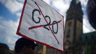 Αμβούργο: Σύλληψη υπόπτου που σχεδίαζε επίθεση στη Σύνοδο των G20 - Σε συναγερμό η αστυνομία