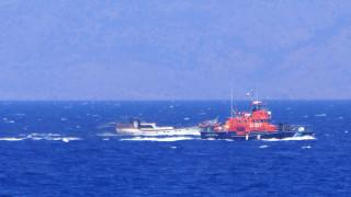 Βουλιάζει σκάφος έξω από το λιμάνι της Σκοπέλου