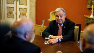Επιστρέφει ο ΓΓ των ΗΕ στη Διάσκεψη για το Κυπριακό στο Κραν Μοντανά