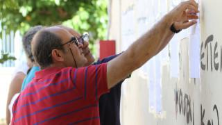 Εκτιμήσεις βάσεων 2017: Τι «δείχνουν» τα στατιστικά των βαθμολογιών