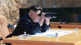Κιμ Γιονγκ Ουν: Οι ΗΠΑ δοκιμάζουν την αποφασιστικότητά μας
