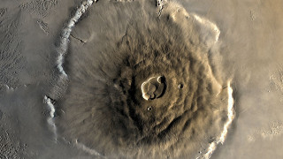 Το μεγαλύτερο βουνό στο ηλιακό σύστημα είναι ο Όλυμπος και βρίσκεται στον Άρη (pic)