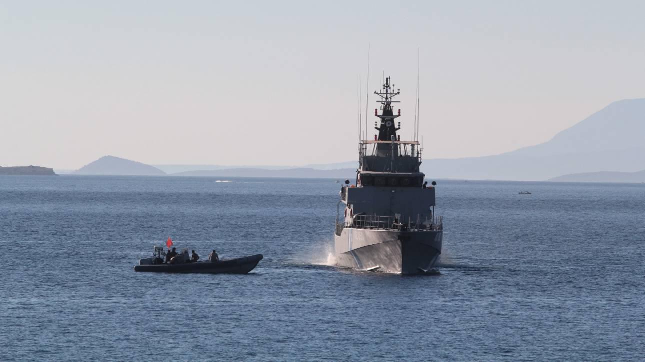 Σύγκρουση υδροφόρας με αλιευτικό ανοιχτά της Αίγινας