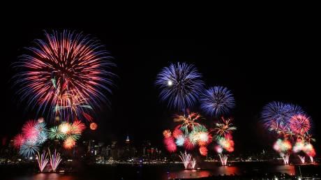 Τι γιορτάζουν οι Αμερικανοί την 4η Ιουλίου;