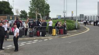 Εκκενώθηκε το αεροδρόμιο του Μάντσεστερ - Εντοπίστηκε ύποπτη βαλίτσα