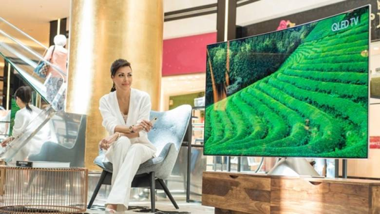 Samsung QLED TV, μια νέα καινοτομία με πολλές σχεδιαστικές επιλογές