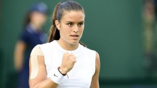 Wimbledon 2017: Τεράστια πρόκριση της Μαρίας Σάκκαρη στο γ γύρο (vid)