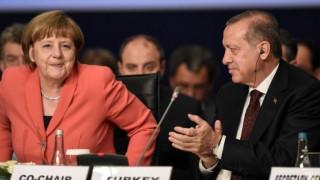 Στα άκρα η κόντρα Τουρκίας-Γερμανίας - Ερντογάν: Το Βερολίνο προστατεύει τους τρομοκράτες