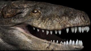 Razana: Ο κροκόδειλος που κυριαρχούσε την εποχή των δεινοσαύρων