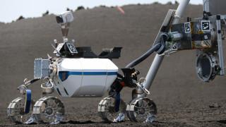 Στην απόκοσμη Αίτνα δοκιμάζονται τα ρομπότ του Διαστήματος