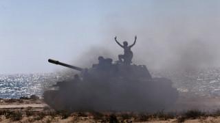 Την κατάληψη της Βεγγάζης ανακοίνωσε ο διοικητής της ανατολικής Λιβύης