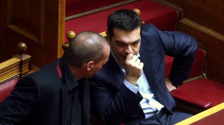 Ο Βαρουφάκης αποκαλύπτει: Ο Τσίπρας γνώριζε για το σχέδιο παράλληλων πληρωμών