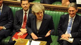 Μ.Βρετανία: Η Ελλάδα «αρνητική πρωταγωνίστρια» στη συνεδρίαση του Κοινοβουλίου