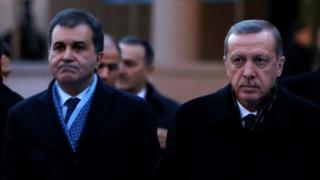 «Όχι» Άγκυρας σε αναστολή των ενταξιακών διαπραγματεύσεων στην Ε.Ε.