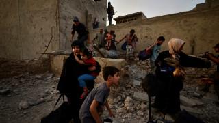 Μοσούλη: Έως και 20.000 άμαχοι παραμένουν παγιδευμένοι