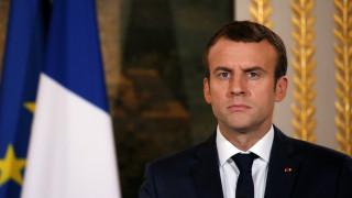 Μακρόν: Σωστό βήμα η Συμφωνία Παρισιού για το κλίμα αλλά χρειάζονται περισσότερα