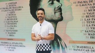 Ο Luis Fonsi του latin φαινομένου Despacito μιλάει αποκλειστικά στο CNNi