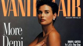 Γυμνές & έγκυες: 12 star θεές της μητρότητας στα περιοδικά