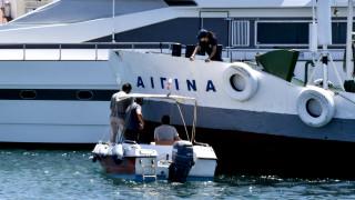 Στα δικαστήρια Πειραιά ο πλοίαρχος και ένας μέλος του πληρώματος του πλοίου-υδροφόρα «Αίγινα»