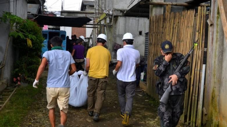 Σεισμός στις Φιλιππίνες: Ένας νεκρός και δεκάδες ζημιές σε σπίτια