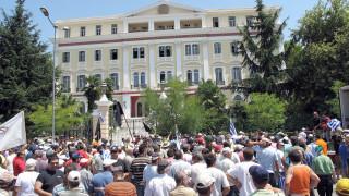 Θεσσαλονίκη: Τετράωρη στάση εργασίας των εργαζομένων στους ΟΤΑ