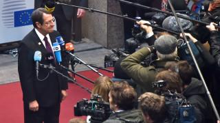 Κυπριακό: Τι ζήτησε ο Αναστασιάδης από τον Αμερικανό αντιπρόεδρο
