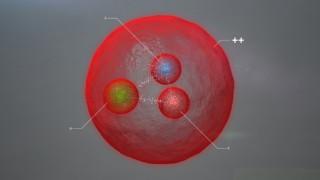 Ερευνητές του CERN ανακάλυψαν ένα νέο βαρύ σωματίδιο