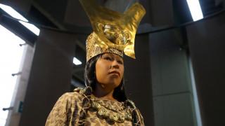 Περού: Η Lady of Cao «ζωντανεύει» με τη βοήθεια τρισδιάστατου εκτυπωτή (pics)