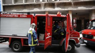 Ένας νεκρός από φωτιά σε διαμέρισμα στην Κατερίνη