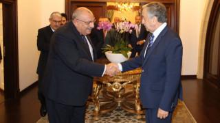 Ανεπιθύμητος ο αντιπρόεδρος της Τουρκίας στην Ολλανδία