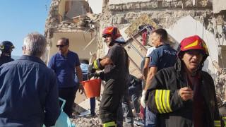 Ιταλία: Αγωνία για τους αγνοούμενους από την κατάρρευση της πολυκατοικίας (pics)