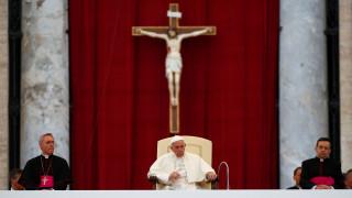 Πάπας Φραγκίσκος: Οι ηγέτες να μην ξεχάσουν τα 30 εκατομμύρια Αφρικανών που πεινούν