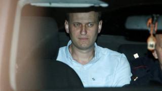 Αποφυλακίστηκε ο ηγέτης της εξωκοινοβουλευτικής αντιπολίτευσης Αλεξέι Ναβάλνι