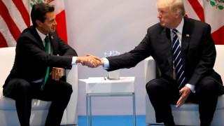 Ντόναλντ Τραμπ: Ο Νιέτο είναι φίλος μου αλλά θα πληρώσει το τείχος