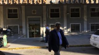 Ο Πολάκης επισκέφτηκε τον Τσίπρα μετά το χειρουργείο (vid)