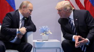 Όταν οι Πούτιν-Τραμπ αντιγράφουν το House of Cards (pics)