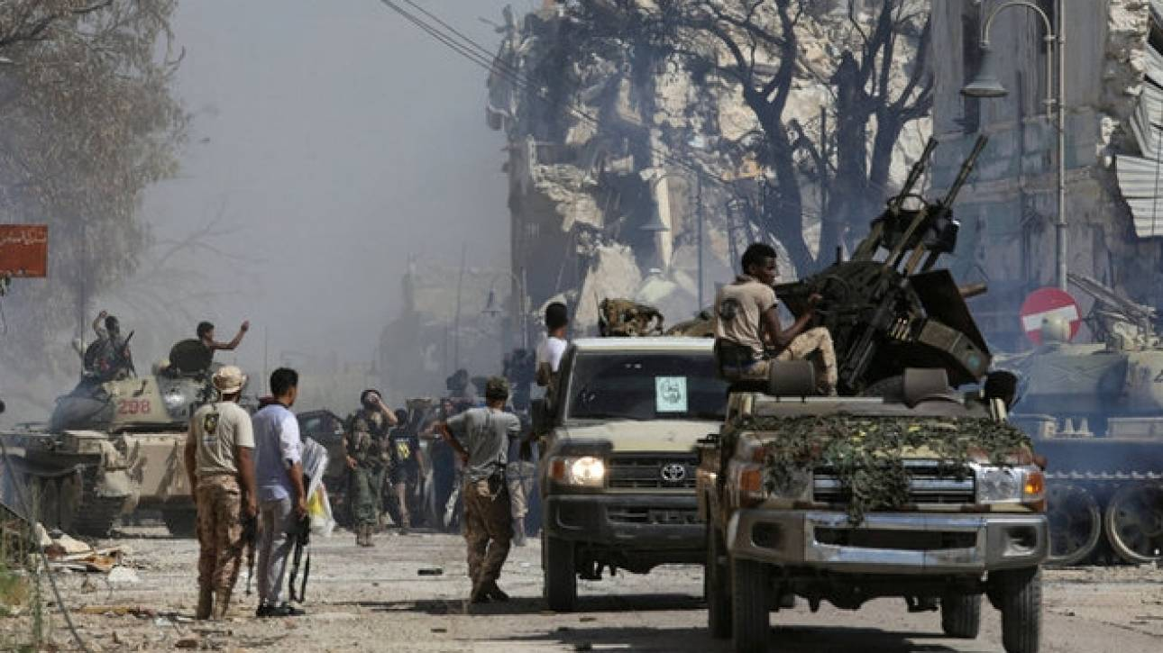 Λιβύη: Μαίνονται ακόμη οι μάχες στη Βεγγάζη