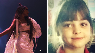 Αριάνα Γκράντε: συγκίνησε με τα λόγια της για το κοριτσάκι που σκοτώθηκε στο Μάντσεστερ (vid)
