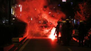 Αποκλειστικό βίντεο από την επίθεση κουκουλοφόρων στο αστυνομικό τμήμα Ζωγράφου