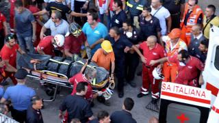 Ιταλία: Νεκροί και οι οκτώ αγνοούμενοι από την κατάρρευση της πολυκατοικίας
