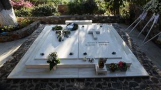 Επιμνημόσυνη δέηση για τον Κωνσταντίνο Μητσοτάκη στα Χανιά