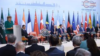 G20: Συμφωνία για το εμπόριο, «αγκάθι» το κλίμα