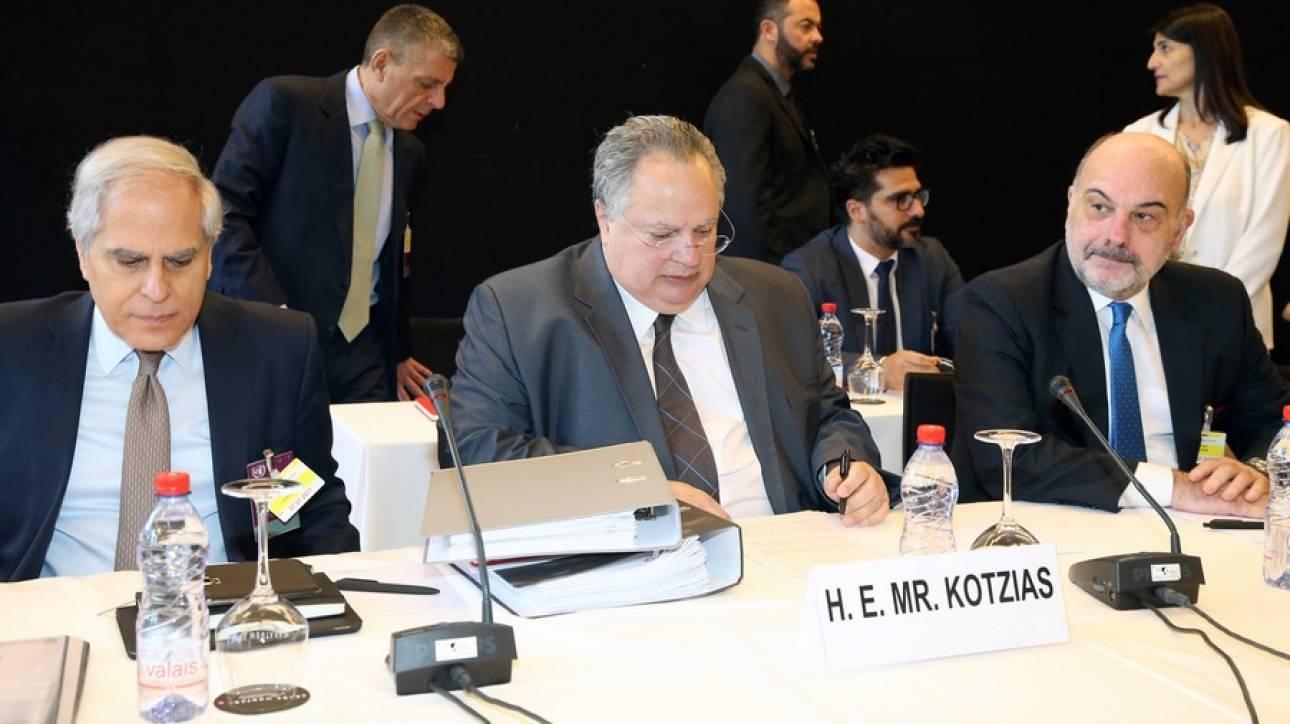 Υπουργείο Εξωτερικών:  Η Τουρκία τίναξε στον αέρα τις διαπραγματεύσεις για το Κυπριακό
