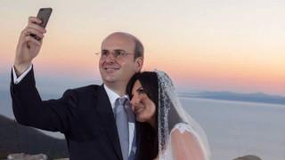 Ο Κωστής Χατζηδάκης παντρεύτηκε την εκλεκτή της καρδιάς του (pics)
