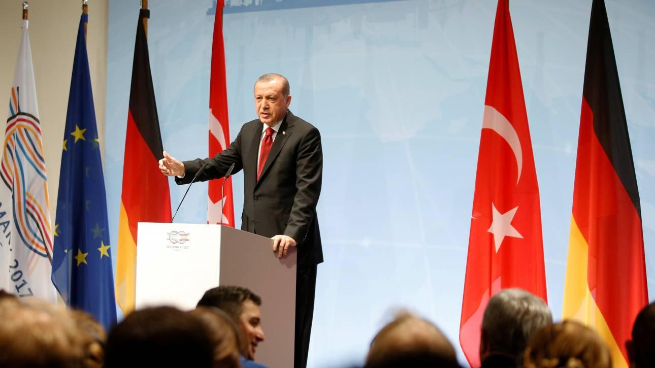 Ερντογάν: Θα υπάρξει σχέδιο Β ή Γ για την Κύπρο