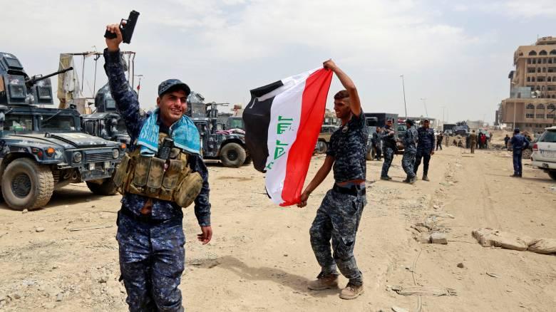 Μοσούλη: Ξεκίνησαν οι πανηγυρισμοί του ιρακινού στρατού - Θέμα χρόνου η ανακατάληψη (pics)