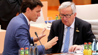 Από τις 21 Σεπτεμβρίου θα τεθεί προσωρινά σε ισχύ η CETA